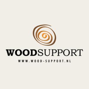 vierkant.Woodsupport